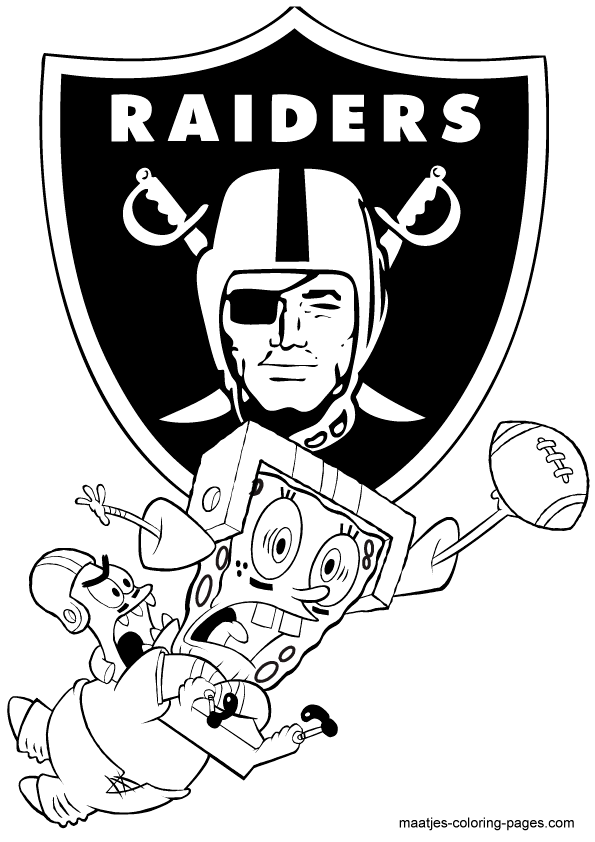 oakland raiders coloring pages oakland raiders logo outline raiders logo coloring pages raiders pages coloring oakland