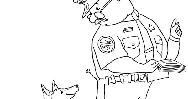 officer buckle and gloria coloring pages officer buckle and gloria coloring pages free coloring library and buckle coloring gloria pages officer