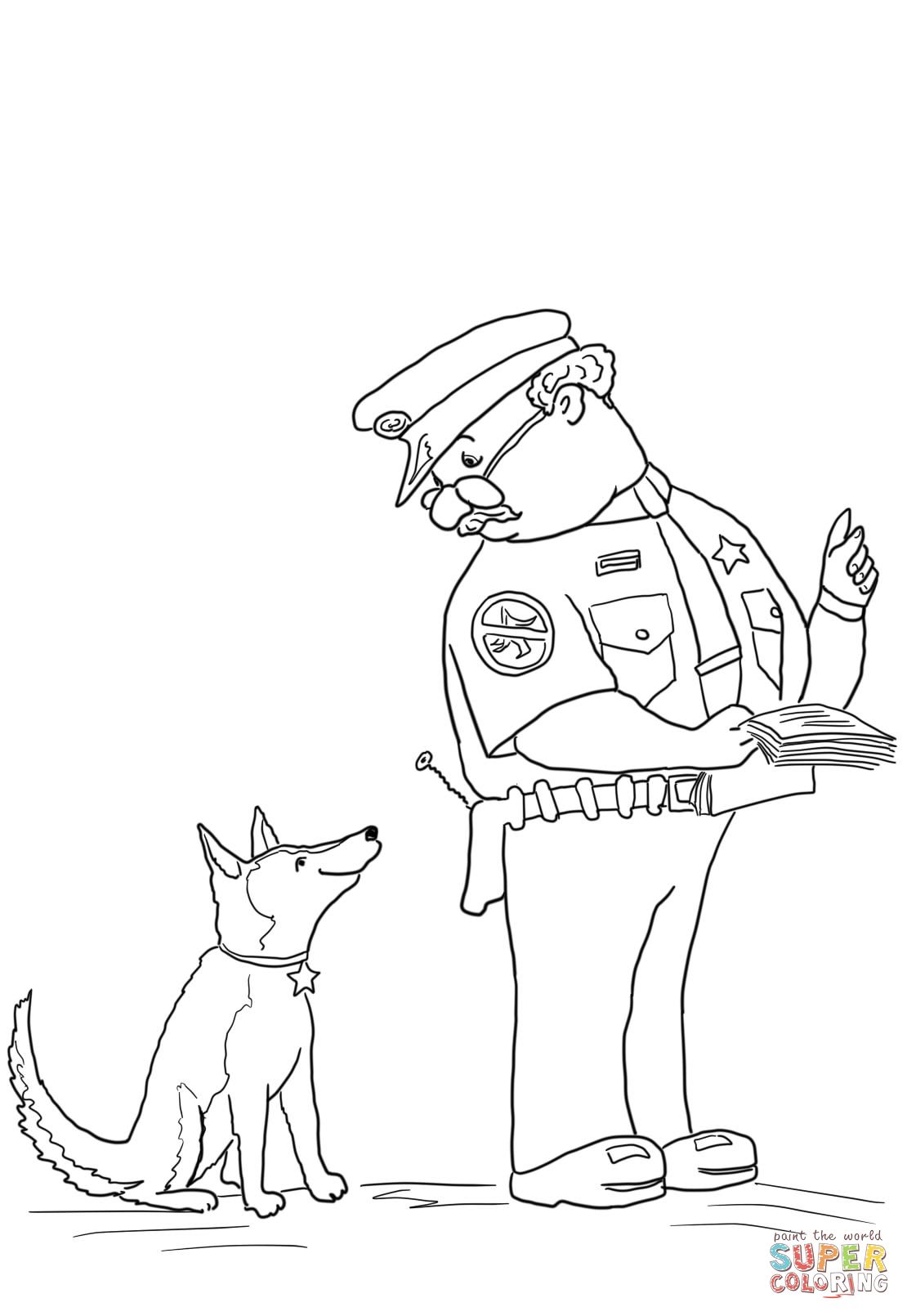 officer buckle and gloria printables officer buckle and gloria taking a bow coloring page officer printables buckle gloria and