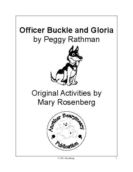 officer buckle and gloria printables pin on officer buckle gloria buckle officer printables and gloria