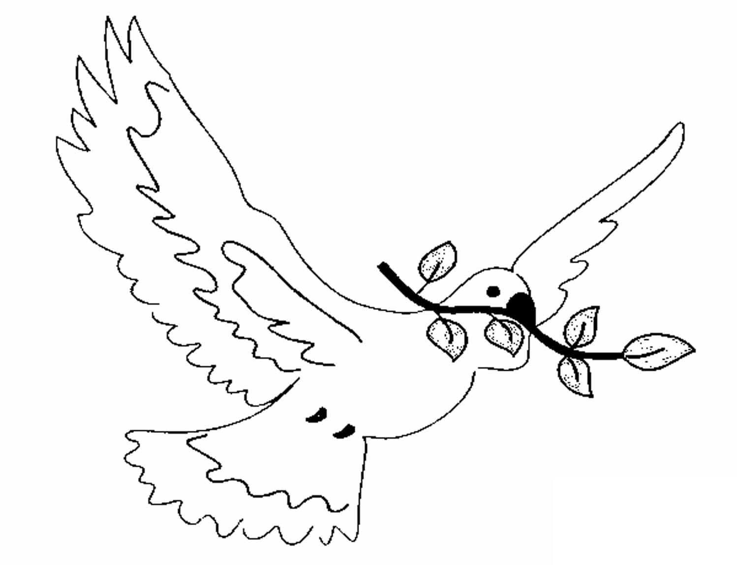 peace dove coloring page dove of peace coloring pages to download and print for free peace page coloring dove