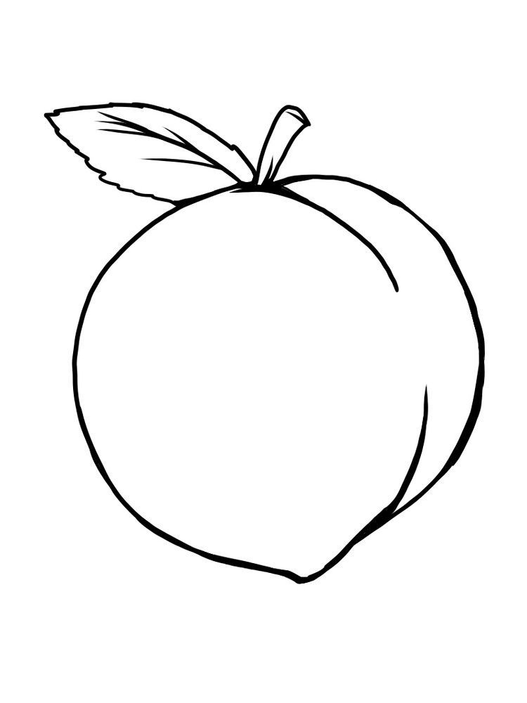 peach coloring pages 8 free printable peach coloring pages in vector format coloring peach pages