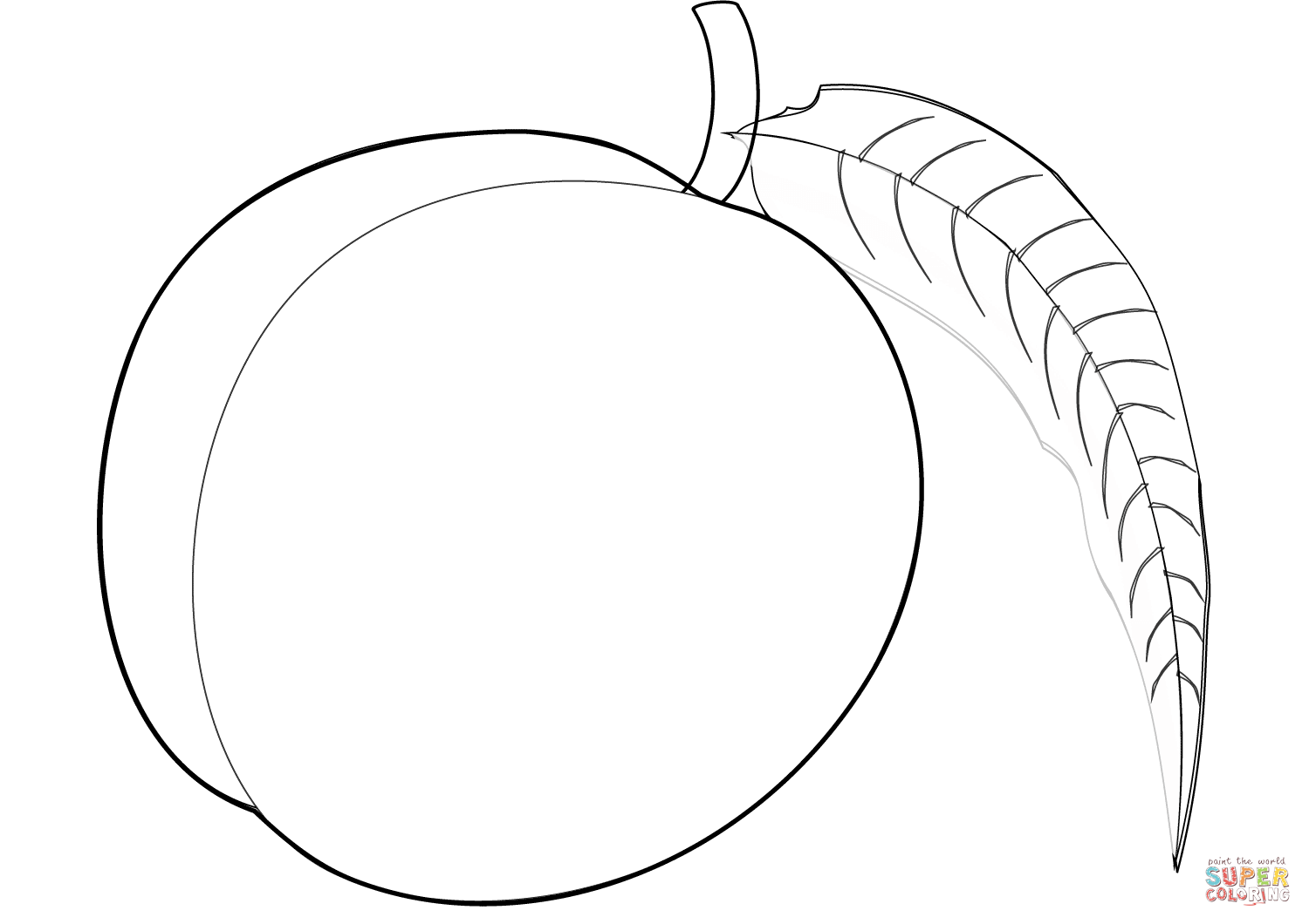 peach coloring pages peach coloring pages download and print peach coloring pages peach coloring pages