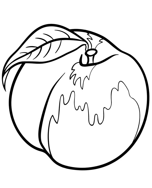 peach coloring pages peach coloring pages to download and print for free peach pages coloring
