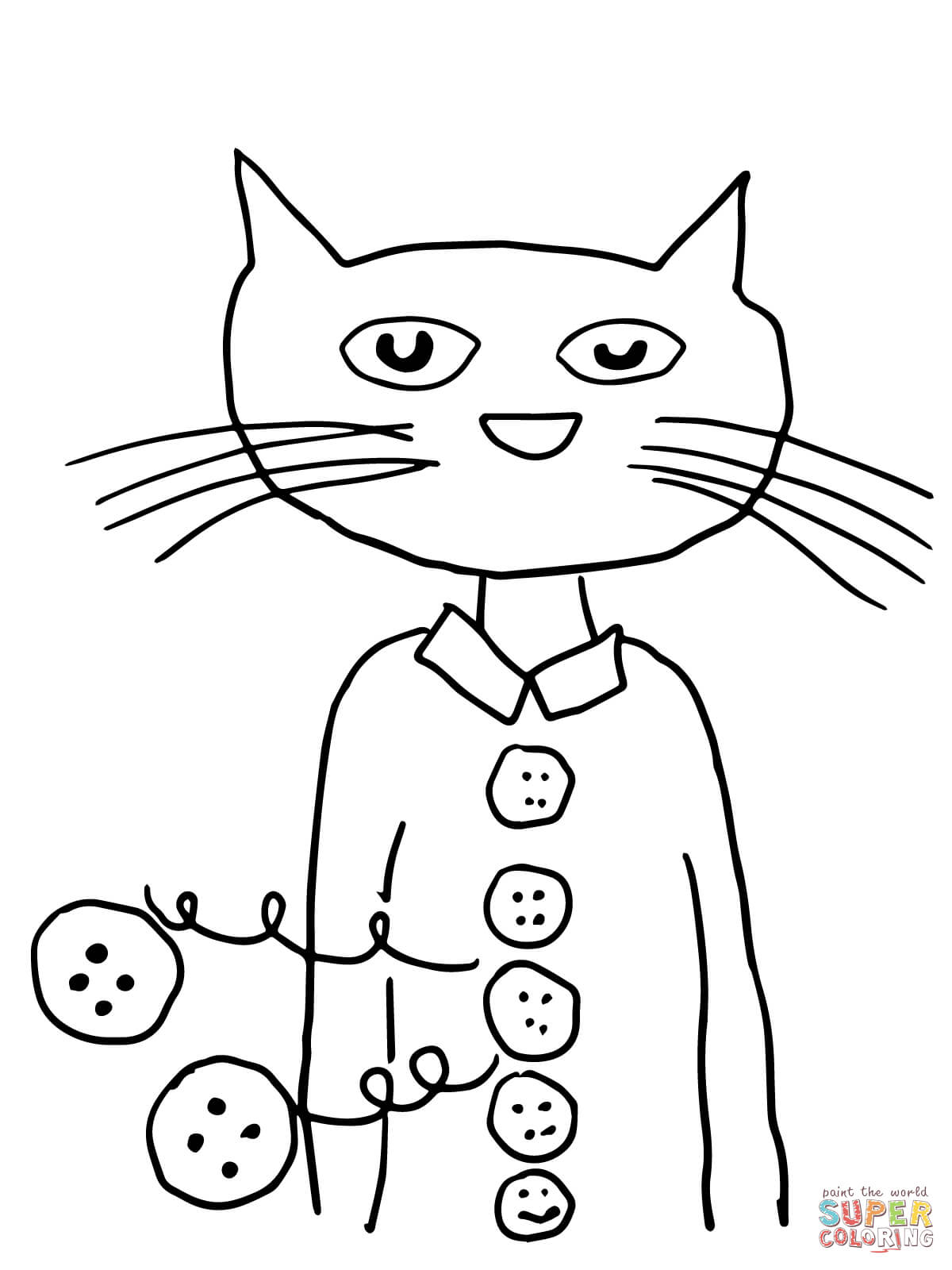 pete the cat printables free pete the cat printables coloring home printables cat the pete 1 1