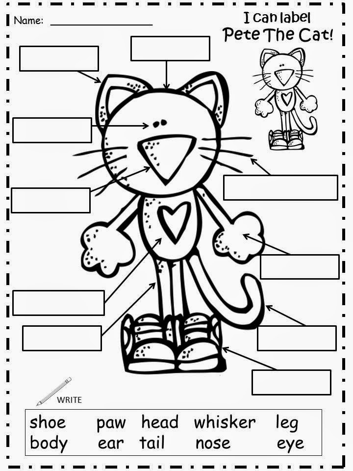 pete the cat printables pete the cat coloring pages sticker free printable the printables pete cat