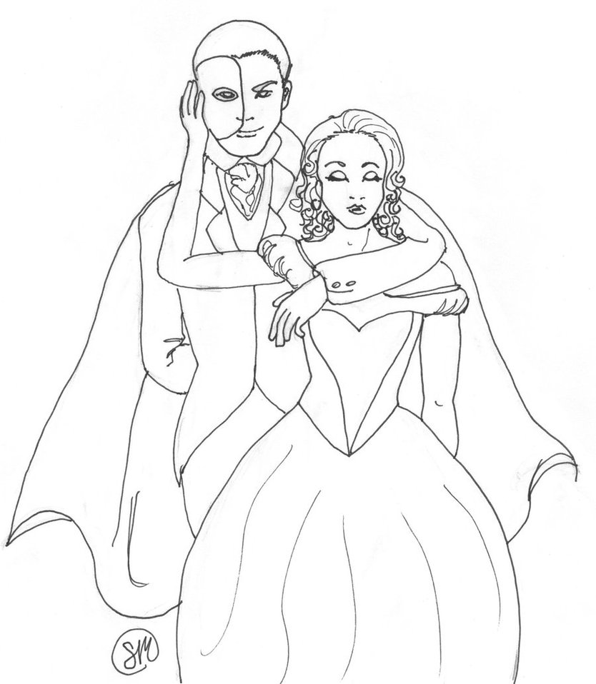 phantom coloring pages image result for phantom of the opera coloring page coloring phantom pages