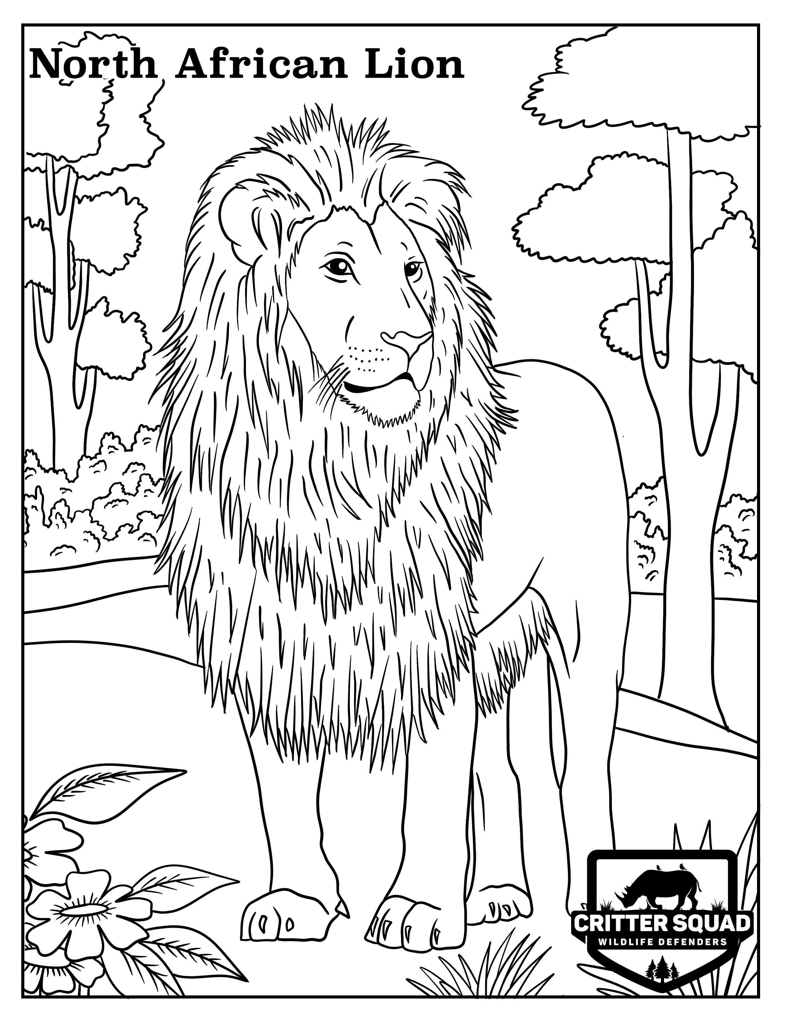 picture of a lion to color lion coloring pages getcoloringpagescom lion to color picture of a