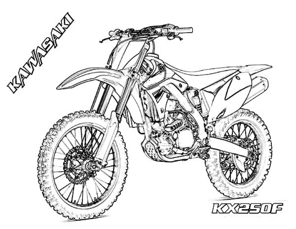 pictures of dirt bikes to color dirt bike coloring sheets printable 7 image coloringsnet color of pictures dirt to bikes