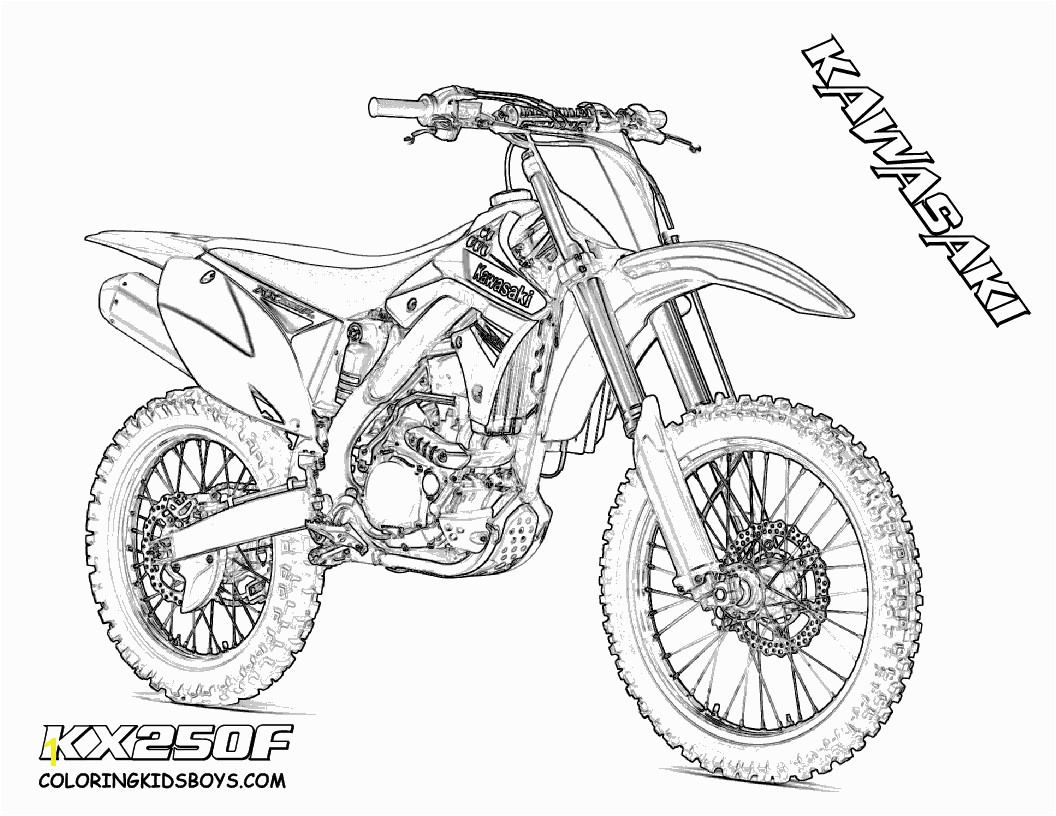 pictures of dirt bikes to color get this free printable dirt bike coloring pages for kids to bikes of dirt pictures color