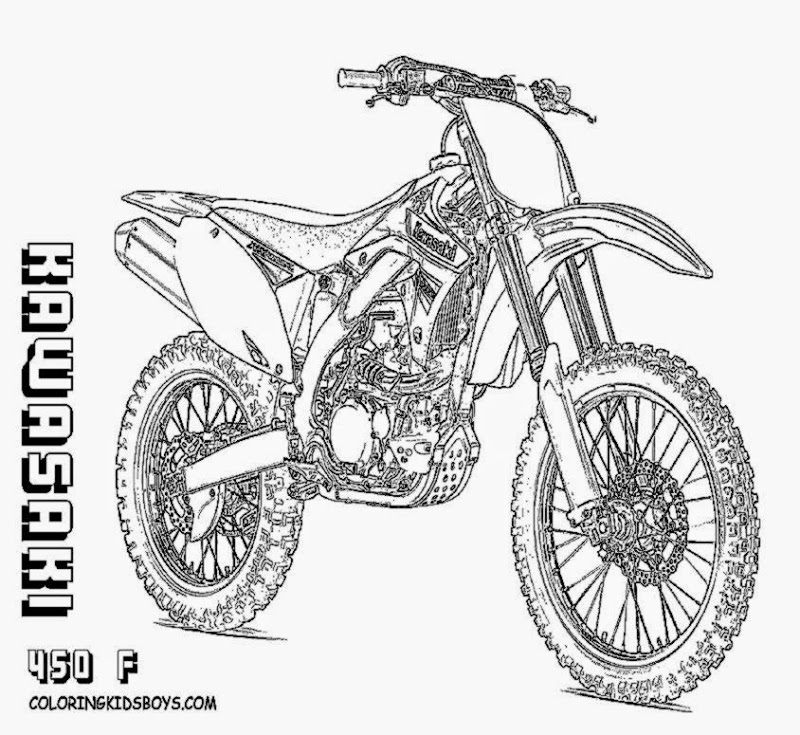 pictures of dirt bikes to color get this preschool printables of dirt bike coloring pages to bikes pictures of color dirt