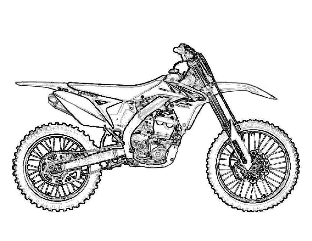 pictures of dirt bikes to color motorcross coloring pages coloring home bikes to dirt pictures of color
