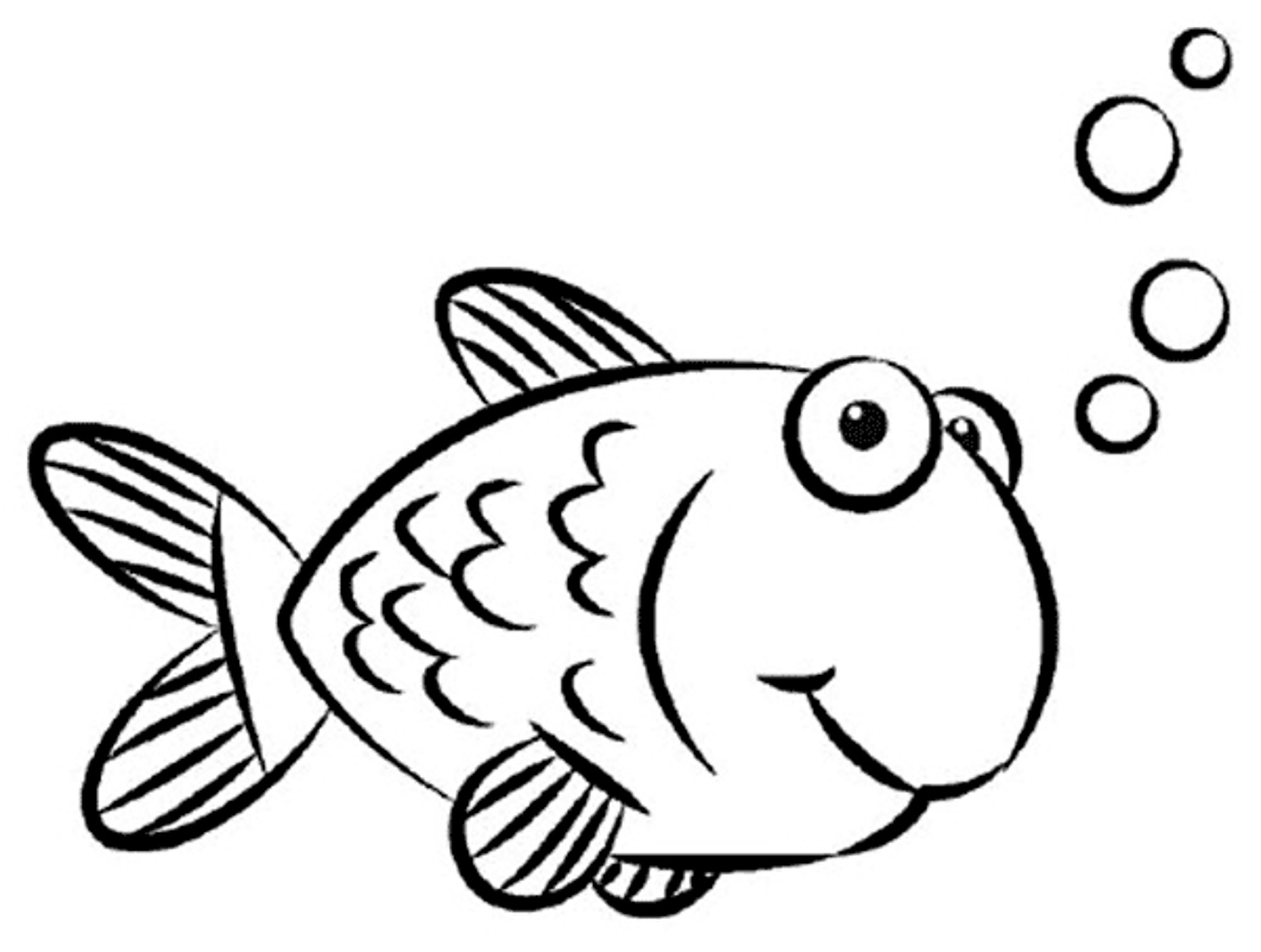 pictures of fish coloring pages free printable fish coloring pages for kids cool2bkids of coloring fish pictures pages