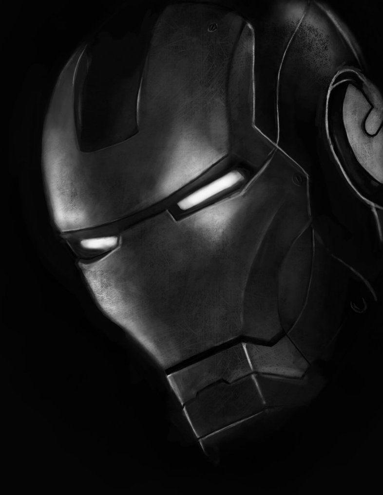 pictures of iron man black iron man wallpapers wallpaper cave iron of pictures man