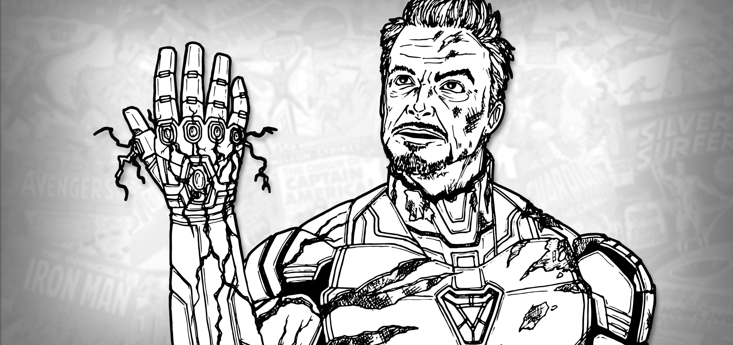pictures of iron man how to draw iron man avengers endgame drawing tutorial iron man pictures of