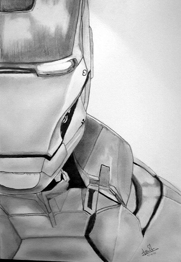 pictures of iron man iron man marvel drawing by k3 artmajeur of pictures man iron