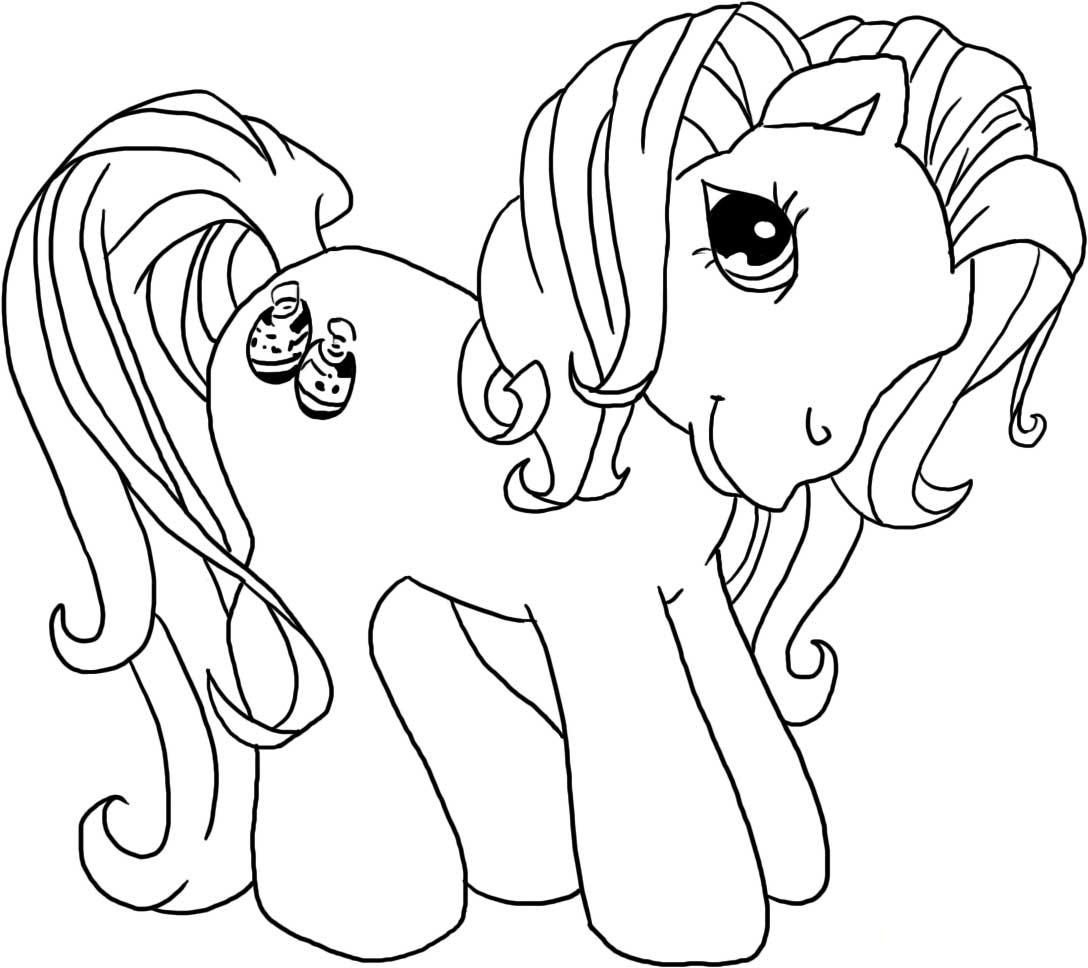 pictures of my little pony to color free printable my little pony coloring pages for kids my pony little of color to pictures