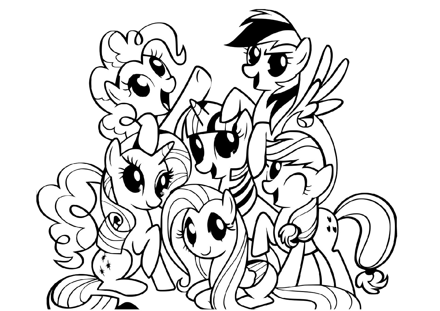 pictures of my little pony to color print download my little pony coloring pages learning of pictures pony little color my to