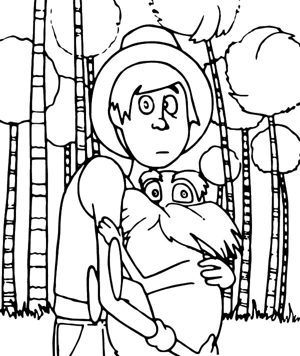 pictures of the lorax to color free printable lorax coloring pages for kids pictures color the to lorax of