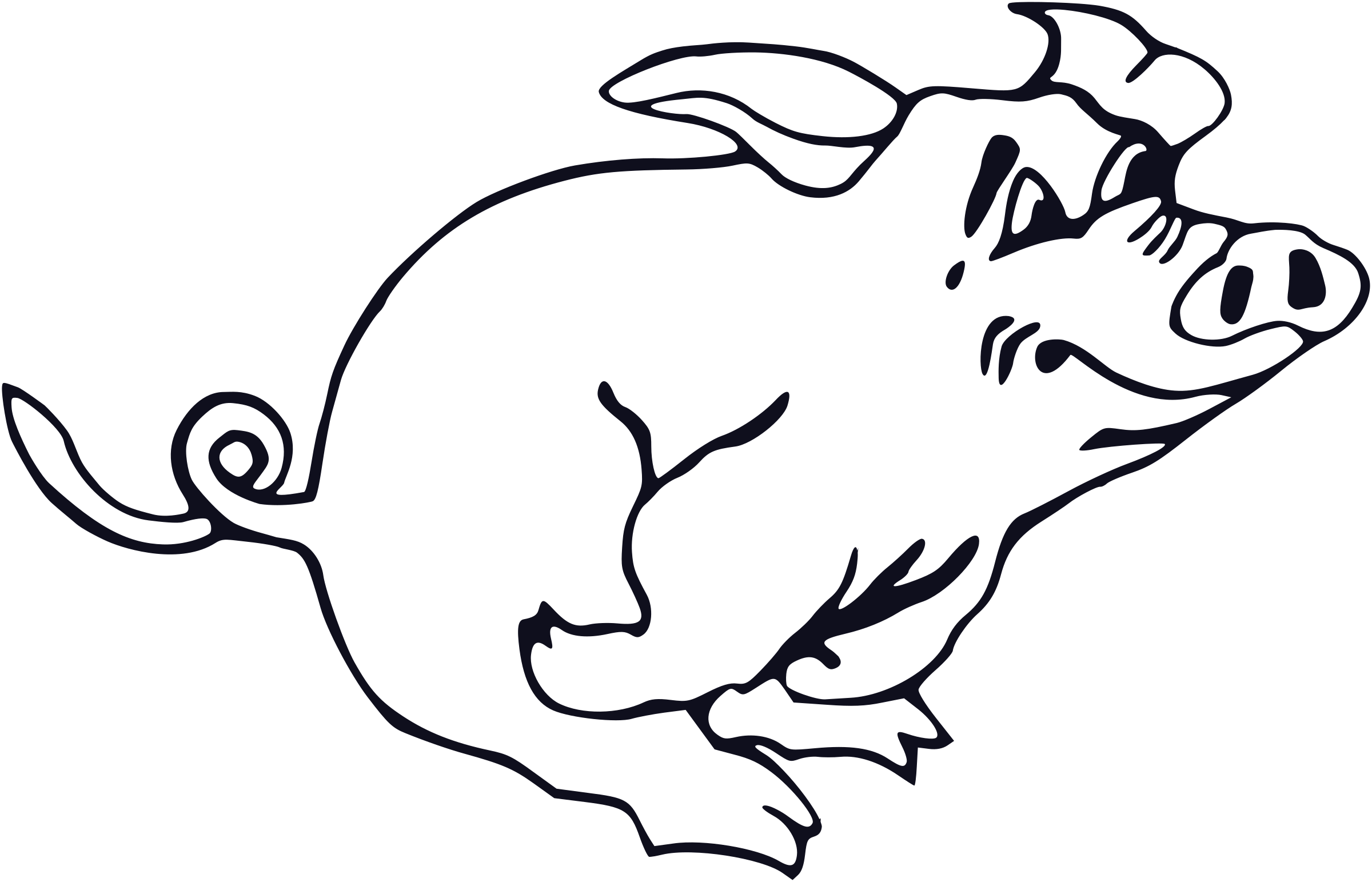 pig outline pig drawing clipart free stock photo public domain pictures outline pig