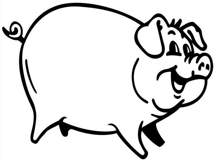pig pictures to print free easy to print pig coloring pages tulamama print to pictures pig