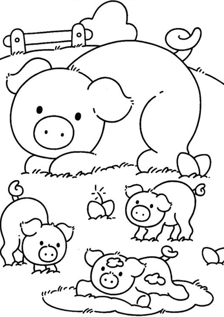 pig pictures to print free printable pig coloring pages for kids pictures pig print to