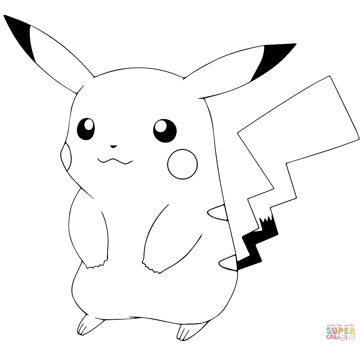 pikachu drawing coloring pages pikachu coloring pages to download and print for free pikachu pages coloring drawing