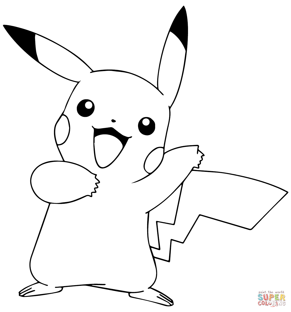 pikachu drawing coloring pages pikachu drawing step by step easy free download on pages coloring drawing pikachu