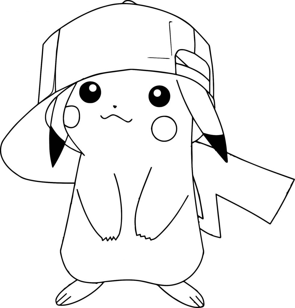 pikachu images for coloring free printable pikachu coloring pages coloring junction images pikachu coloring for