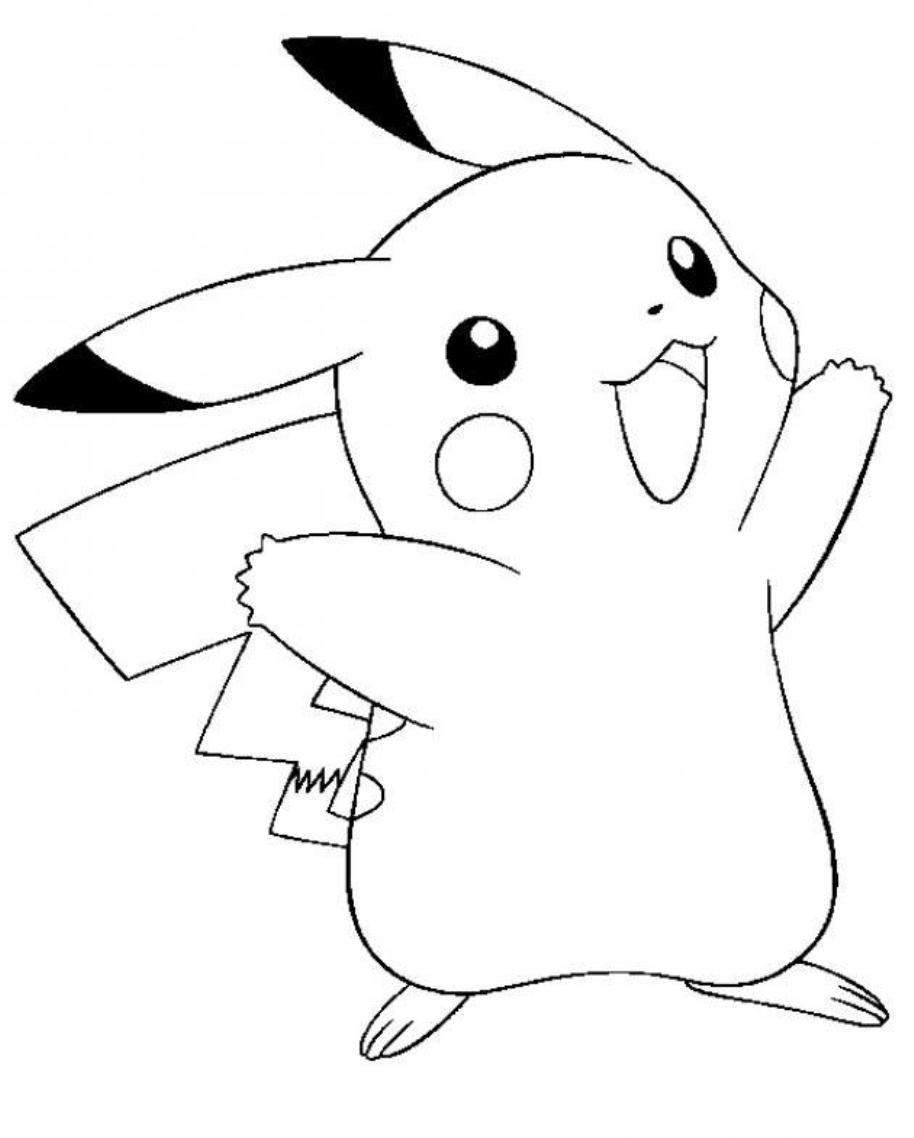 pikachu images for coloring printable pikachu coloring pages for kids cool2bkids coloring pikachu images for