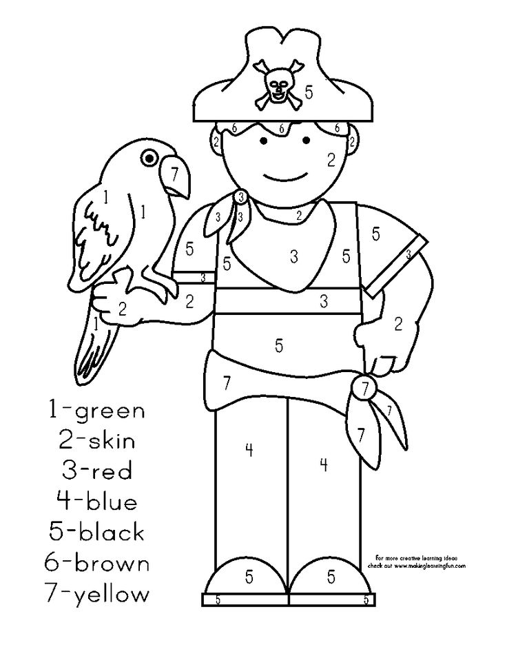pirate coloring pages for preschool girl pirate coloring simply click on the image and print pirate preschool pages for coloring