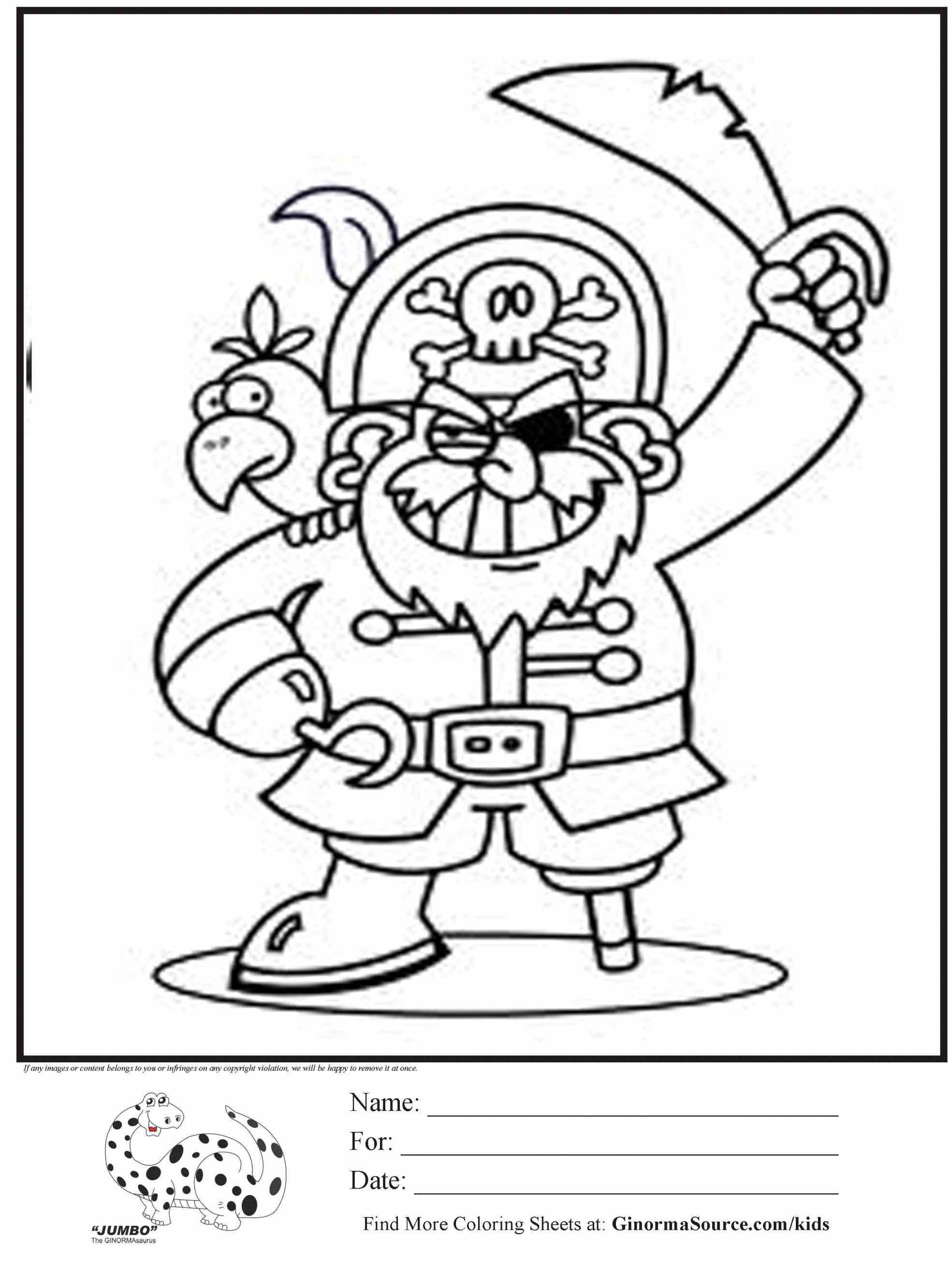 pirate coloring pages for preschool pirate coloring pages pirate coloring pages pirate pages pirate coloring preschool for