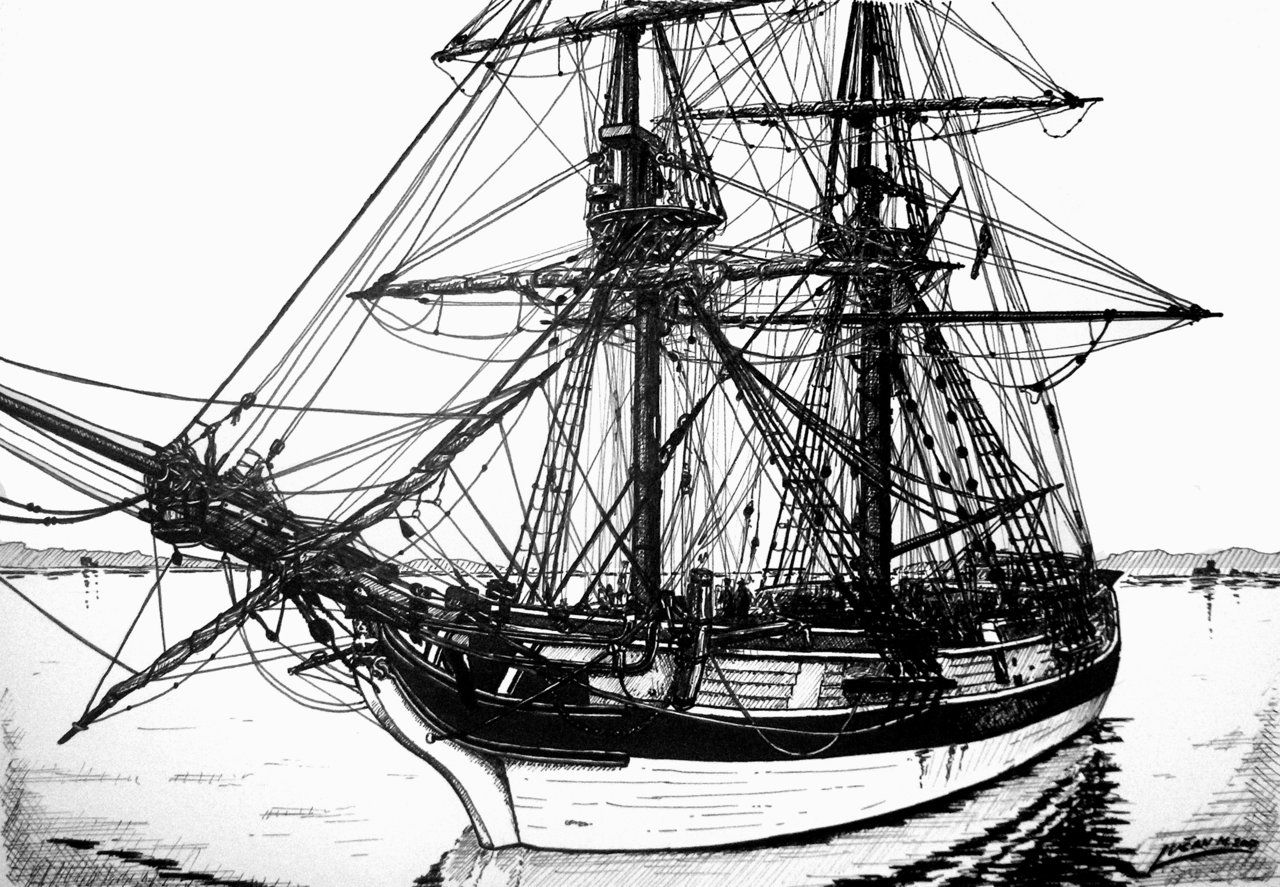 pirate ship sketch hand drawn pirate ship by carbonism on deviantart ship sketch pirate