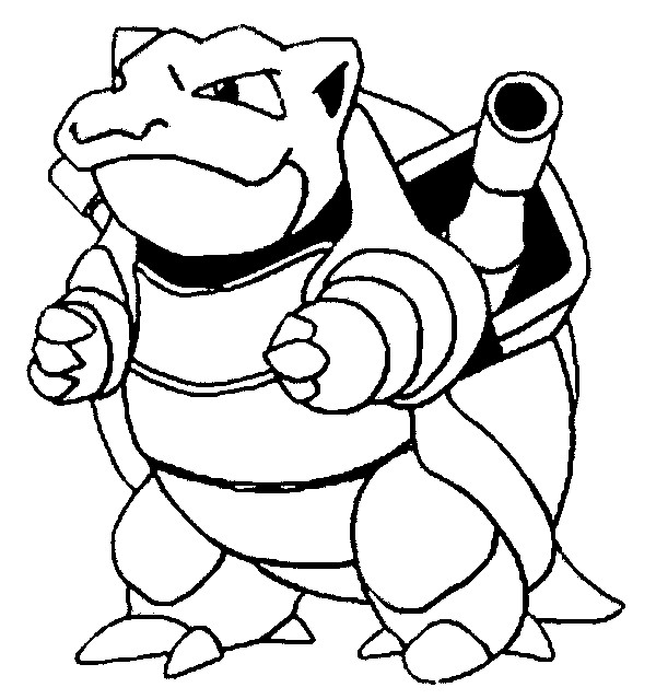 pokemon coloring pages blastoise beautiful picture of blastoise coloring page pokemon blastoise pages coloring