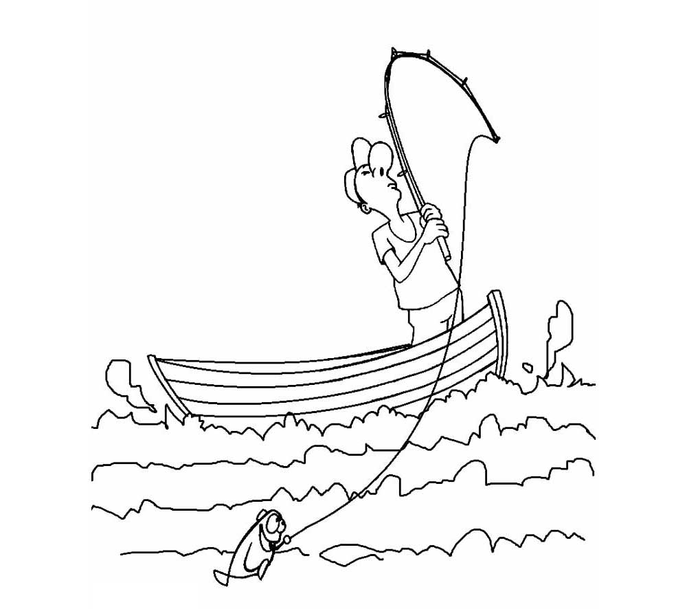 police boat coloring page fishing boat coloring pages at getcoloringscom free boat page police coloring