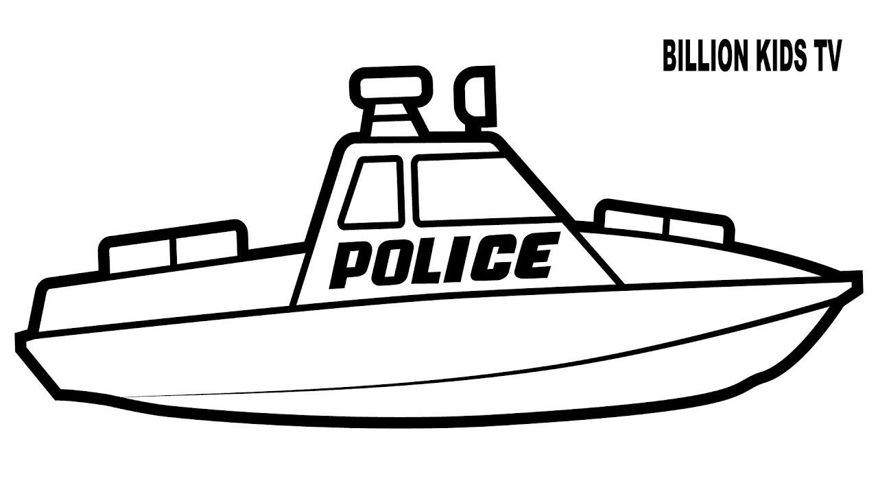 police boat coloring page lego police boat coloring page free printable coloring pages police coloring boat page