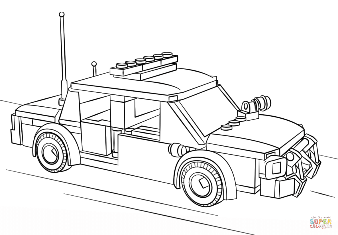 police boat coloring page lego police car coloring page free printable coloring pages police page coloring boat