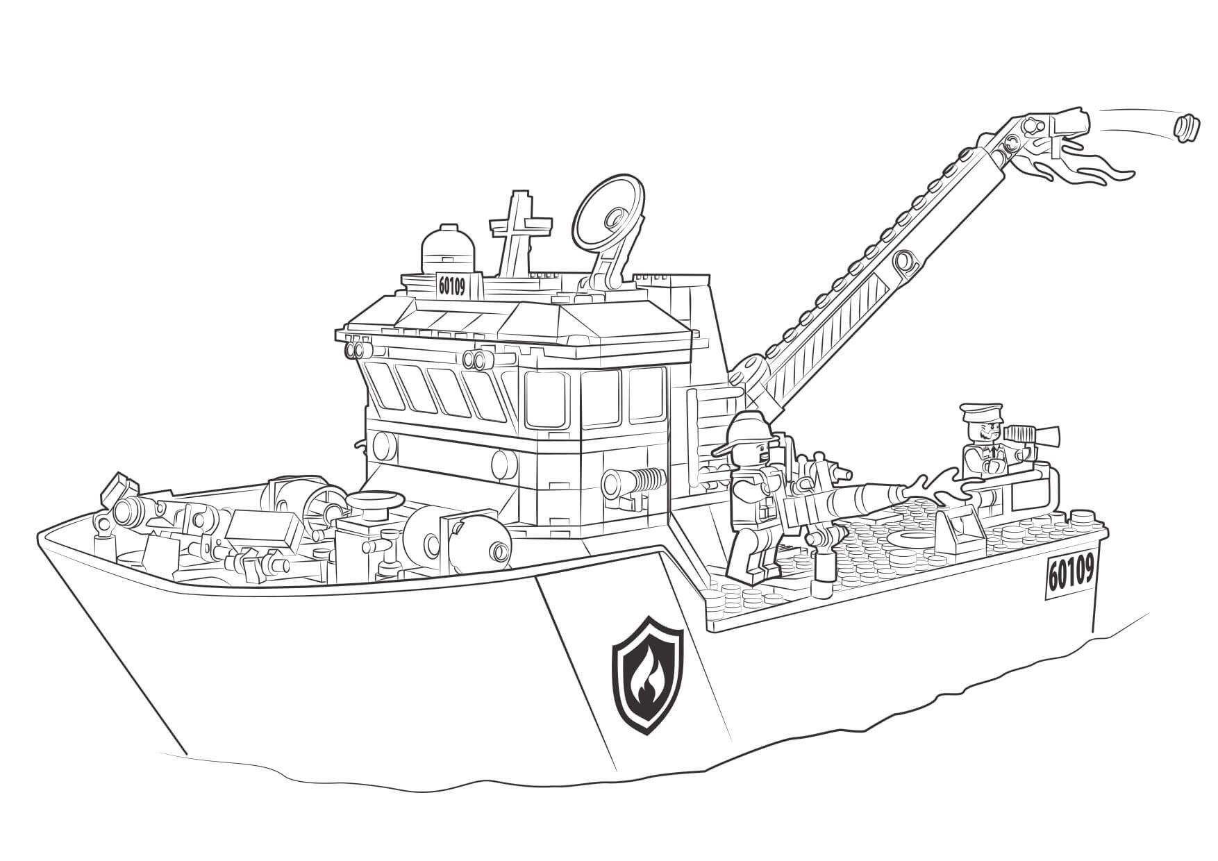 police boat coloring page police boat coloring pages food ideas coloring boat police page