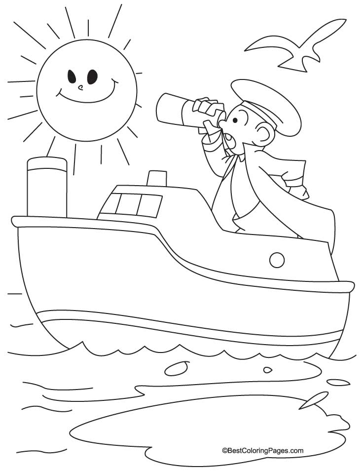police boat coloring page police boat coloring pages food ideas page boat coloring police