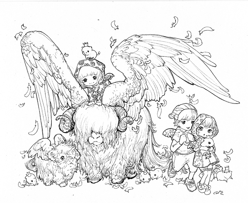 pop manga coloring book these artists are making free coloring pages for you to enjoy coloring manga book pop