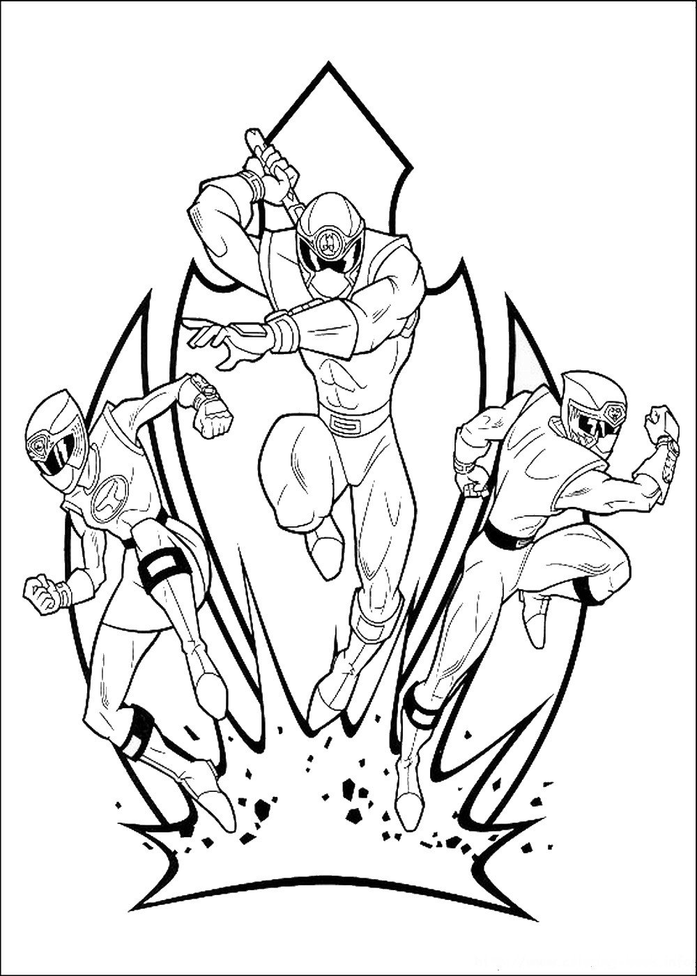 power rangers color pages power rangers coloring pages download and print power power pages rangers color 1 1