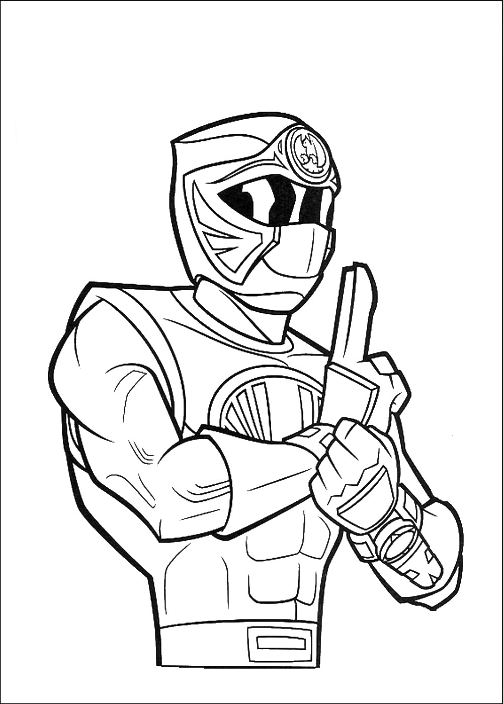 power rangers color pages power rangers coloring pages free large images rangers color power pages