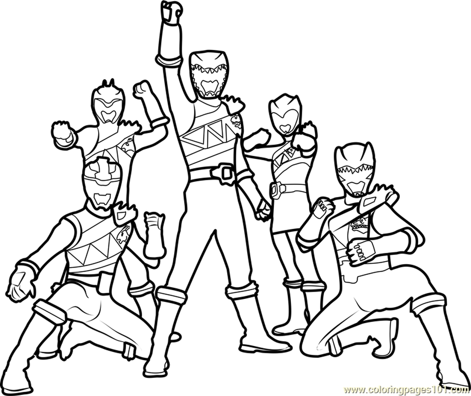 power rangers color pages top 25 free printable power rangers megaforce coloring color power pages rangers