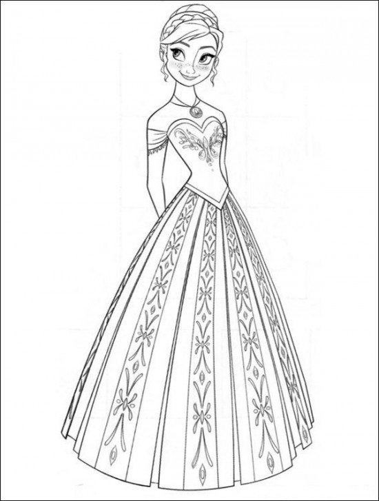 printable coloring pages frozen free 14 frozen coloring pages in ai pdf coloring pages printable frozen