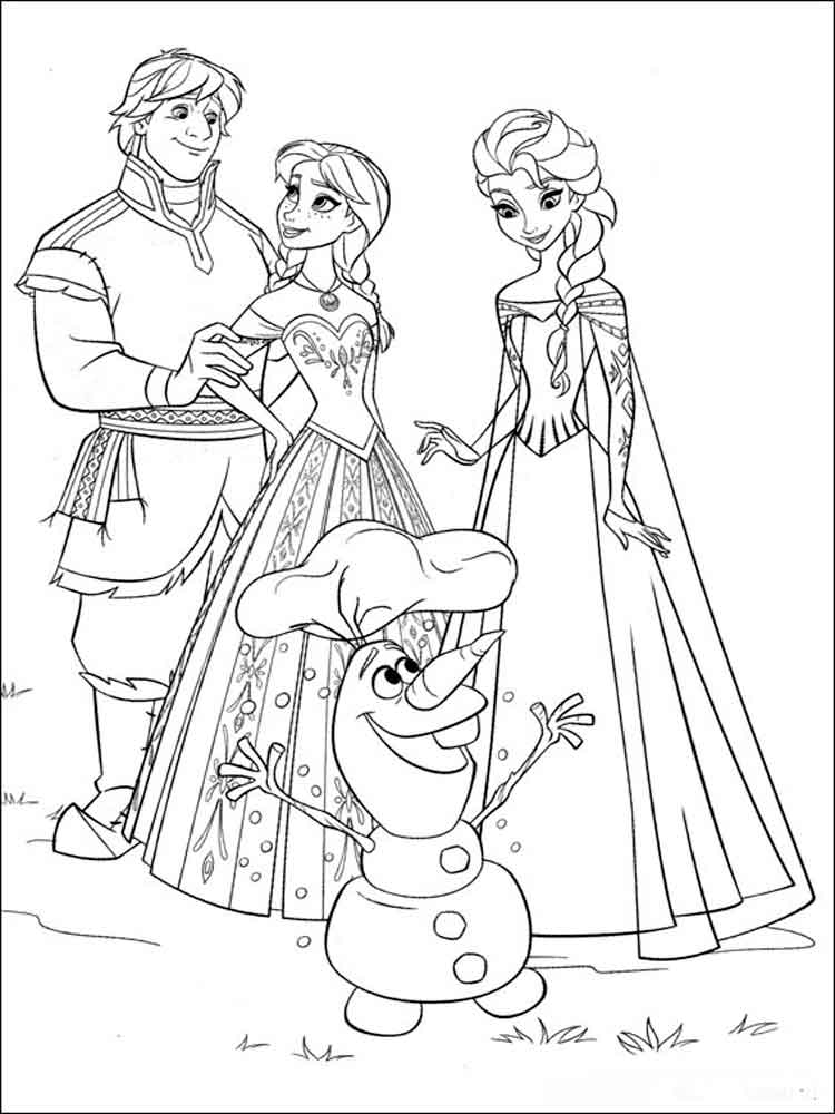 printable coloring pages frozen frozen coloring pages free printable coloring page coloring frozen pages printable