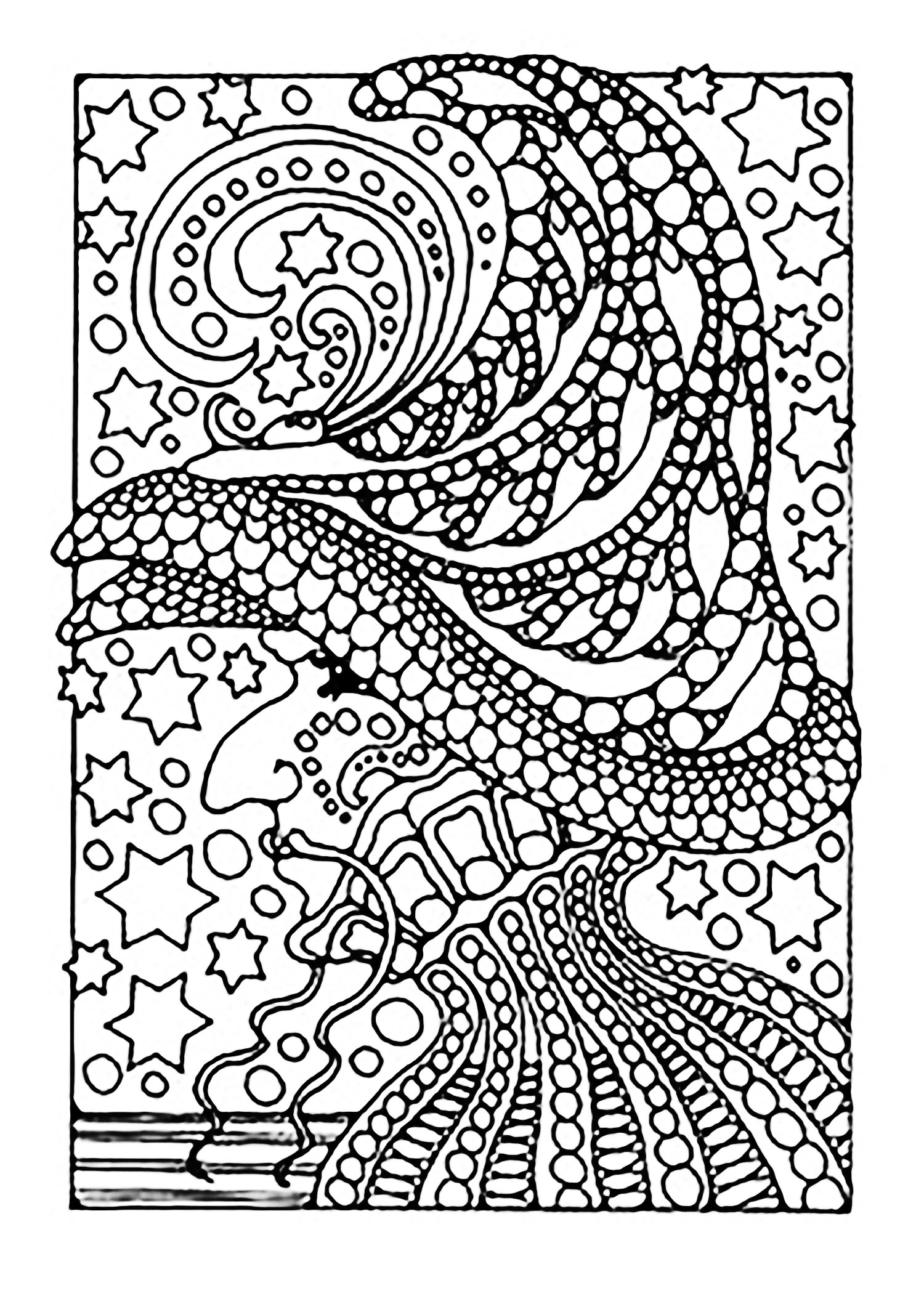 printable pictures to color for adults 10 difficult owl coloring page for adults to pictures for adults color printable