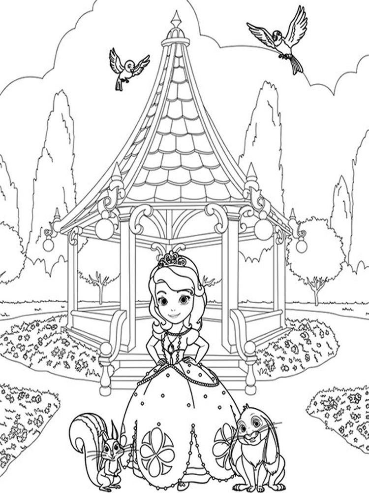 printable sofia the first coloring pages get this printable sofia the first coloring pages 19255 printable the sofia coloring first pages