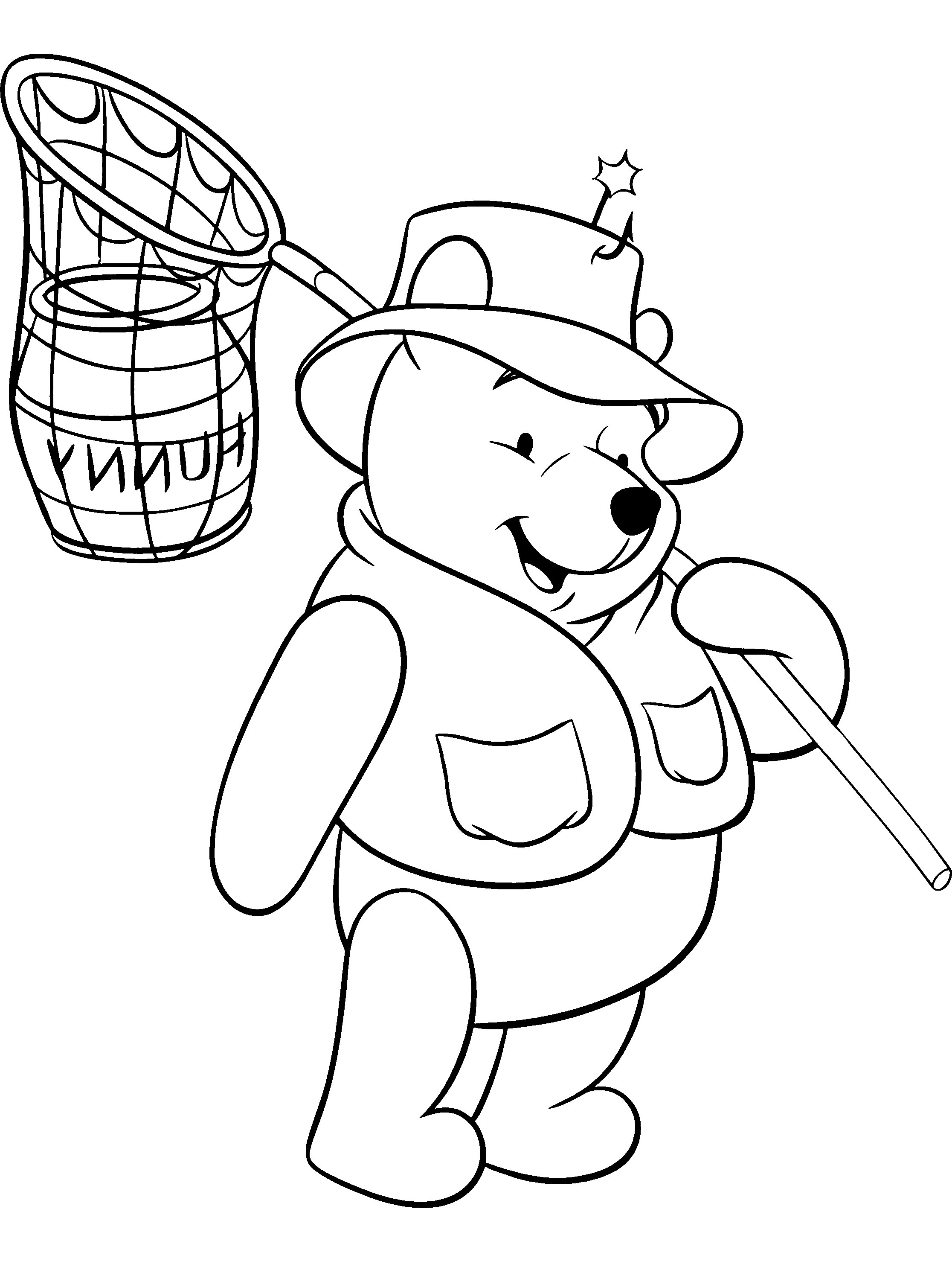 printable winnie the pooh coloring pages free printable winnie the pooh coloring pages for kids pooh winnie the pages coloring printable