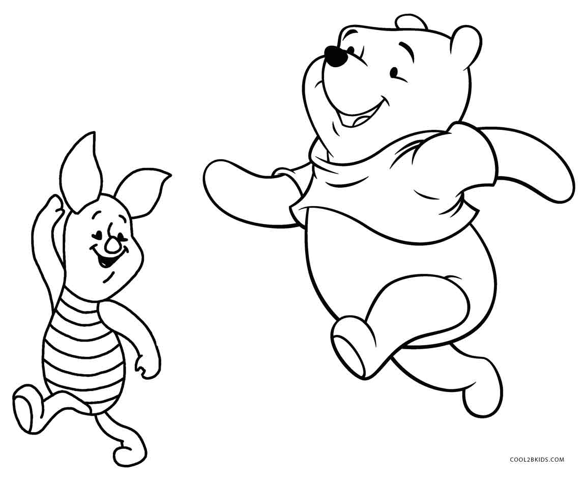 printable winnie the pooh coloring pages winnie the pooh characters coloring pages coloring home winnie the pooh printable coloring pages