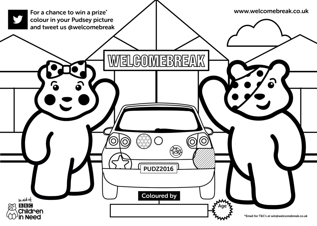 pudsey bear pictures to colour in 20 pudsey coloring pages printable coloring pages to bear colour pictures pudsey in